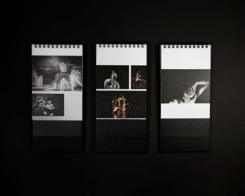 聲舞團2020月曆