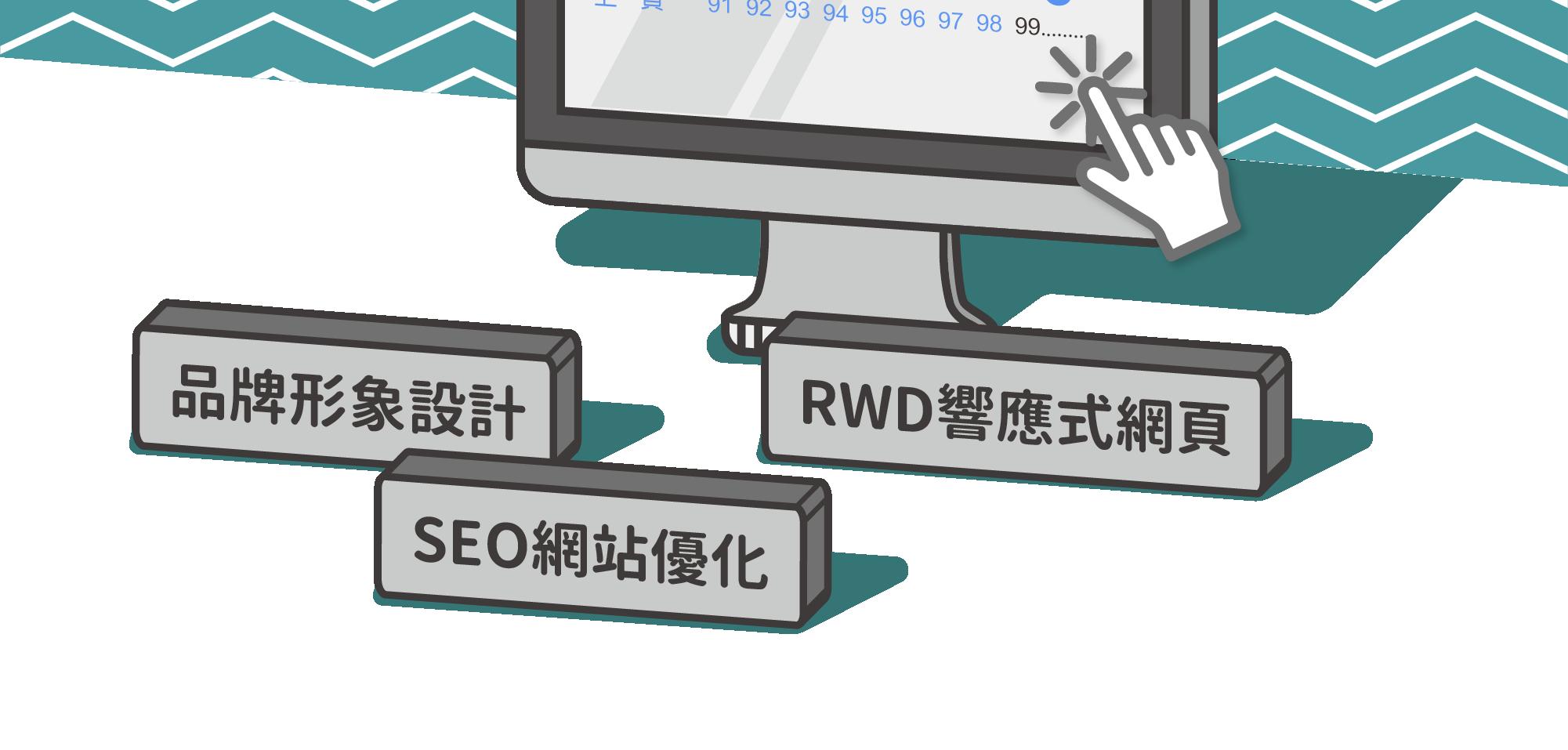 帶著平板去談生意吧!OBASSO幫你做網站設計