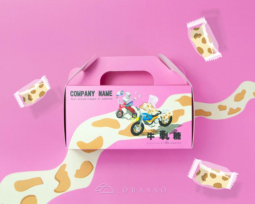 牛軋糖|糖果禮盒|如果甜點的小宇宙