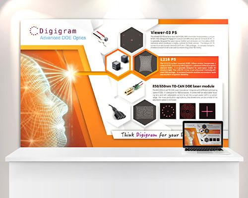 3D攝影DOE展覽設計