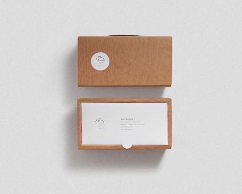 木紋 濾掛咖啡包裝盒 | 附提把免紙袋 | 咖啡包裝設計
