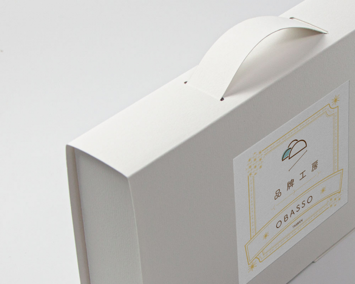 1mimi的月餅盒設計 | 純粹白 | 可裝100g吸塑盒 | 綠豆椪 | 蛋黃酥