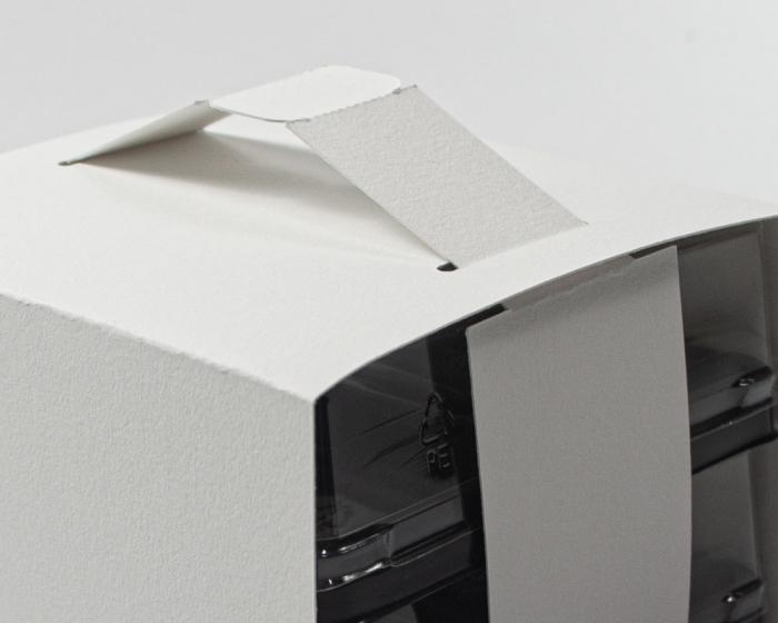 1mimi的月餅盒設計   純粹白   可裝100g吸塑盒   綠豆椪   蛋黃酥
