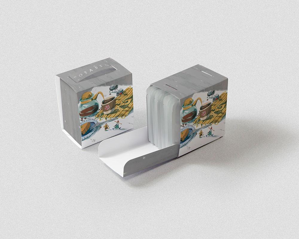 1mimi濾掛咖啡盒設計 | 想入啡啡 | 濾掛10入盒 | 附提把免紙袋